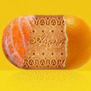 بیسکویت پرتقالی